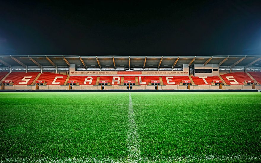 Scarlets-Stadium