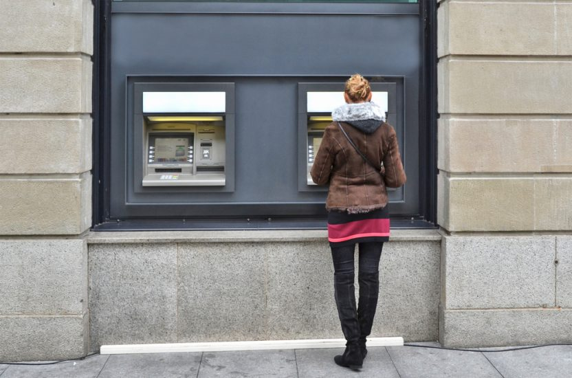 Cash Machines Are Vanishing